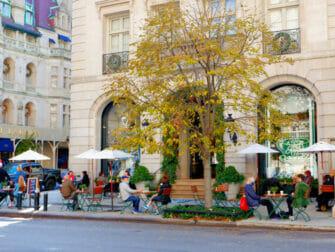 Upper East Side Shopping i New York