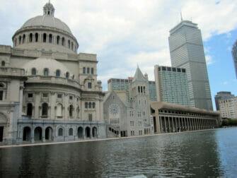 Boston rabattkort för sevärdheter - Byggnader
