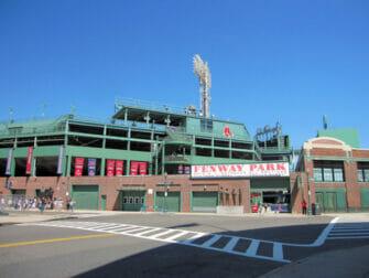 Boston rabattkort för sevärdheter - Fenway Park