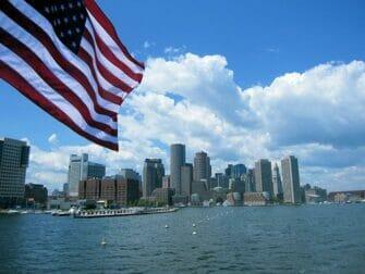 Boston rabattkort för sevärdheter - Från vattnet sett