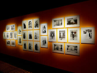 Fotografiska i New York - Fotoinstallation