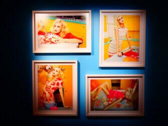 Fotografiska i New York - Utställningsrum