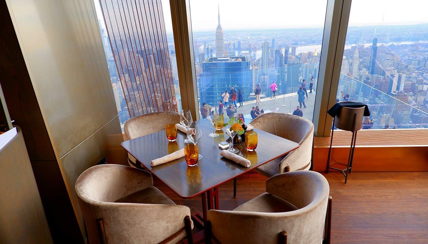 Lunch i New York - Peak