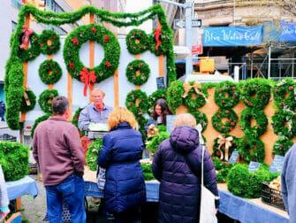 Julmarknaden på Union Square