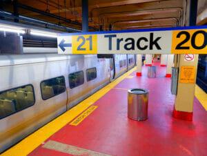 Penn Station i New York