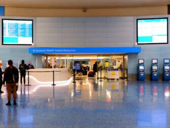 Penn Station i New York - Biljetter