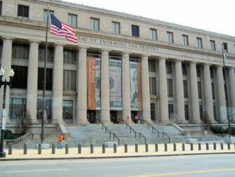 Washington D C rabattkort för sevärdheter - Byggnader