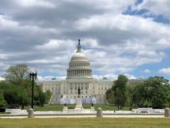 Washington D C rabattkort för sevärdheter - Capitol