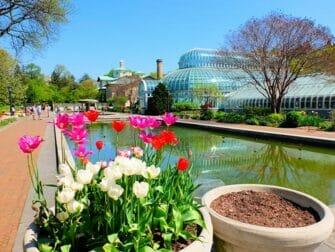 Botanical Gardens i New York - Brooklyn Botanic Garden
