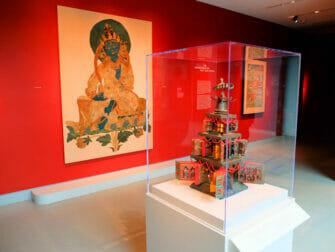 Rubin Museum of Art i New York - Konst