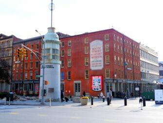 South Street Seaport i New York - Museum