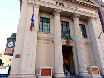 Matbutiker i New York - CVS Pharmacy