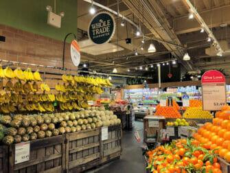 Matbutiker i New York - Whole Foods