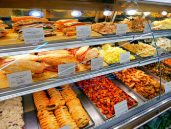 Matbutiker i New York - Whole Foods matalternativ