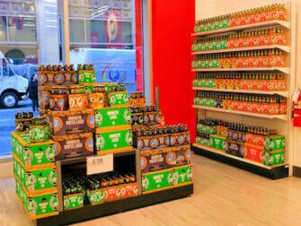 Matbutiker i New York - Target New York