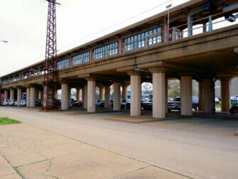 LIRR station