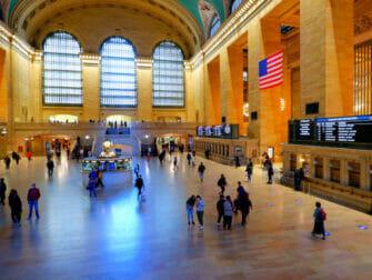 Metro North Railroad i New York - Grand Central i New York