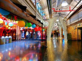 Chelsea i New York - Chelsea Market