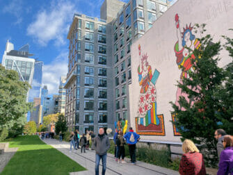 Chelsea i New York - High Line