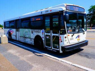 New Jersey Transit i New York - NJ Transit lokal buss