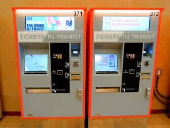 New Jersey Transit i New York - NJ Transit biljetter