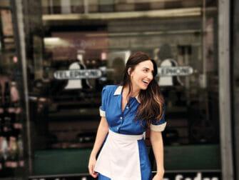 Biljetter till Sara Bareilles' Waitress på Broadway - Utanför restaurangen