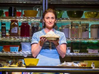 Biljetter till Sara Bareilles' Waitress på Broadway - Sara Bareilles