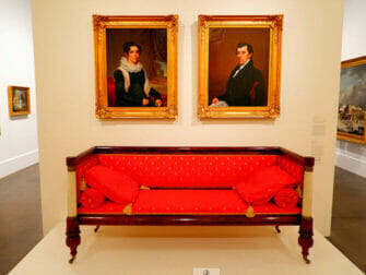 Brooklyn Museum i New York - Amerikansk konst