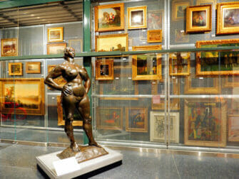 Brooklyn Museum i New York - Visual Storage