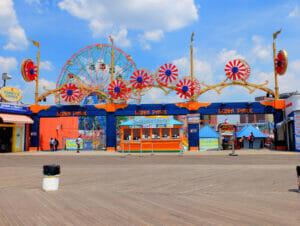 Luna Park i Coney Island biljetter