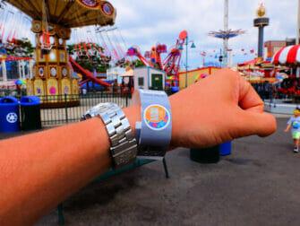 Luna Park i Coney Island biljetter - Inträde