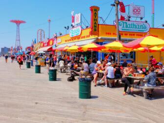 Luna Park i Coney Island biljetter - Nöjespark