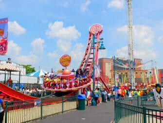 Luna Park i Coney Island biljetter - Åktur i nöjespark