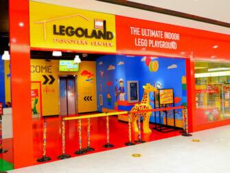 American Dream Mall nära New York - LEGOLAND Discovery Center