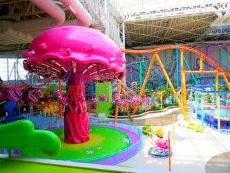 American Dream Mall nära New York - Nickelodeon