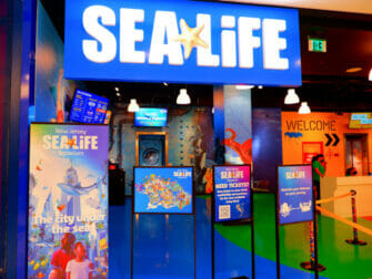 American Dream Mall nära New York - SEA LIFE Aquarium