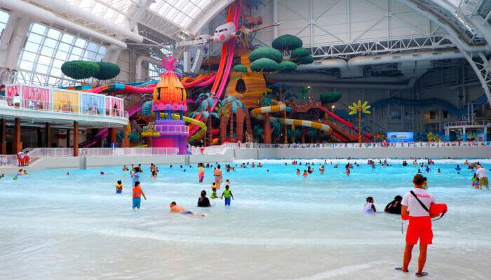 DreamWorks Water Park nära New York biljetter - Pool