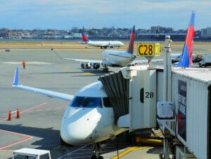 Flyga till New York med AstraZeneca och covidtest