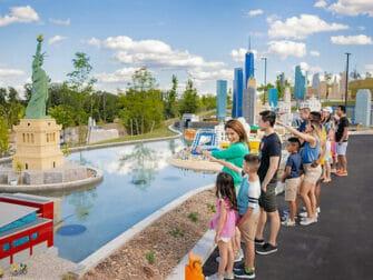 LEGOLAND New York Resort biljetter - LEGO Miniland