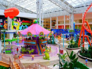 Nickelodeon Universe Amusement Park nära New York biljetter