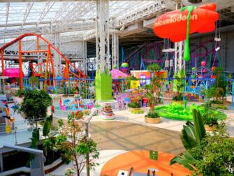 Nickelodeon Universe Amusement Park nära New York biljetter - Attraktioner