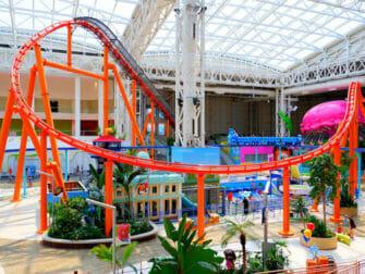 Nickelodeon Universe Amusement Park nära New York biljetter - Inne i temaparken