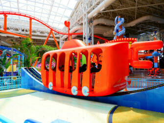 Nickelodeon Universe Amusement Park nära New York biljetter - Åktur